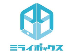 VR企業, miraibox,企業ロゴ