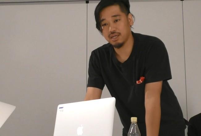 坂本立羽氏