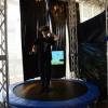 【DCEXPO2016】VR技術をトレーニングや福祉スポーツ応用を試みた「オムニジャンプ」を体験