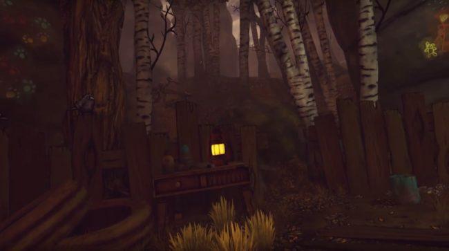 The Lost Bear-screenshot