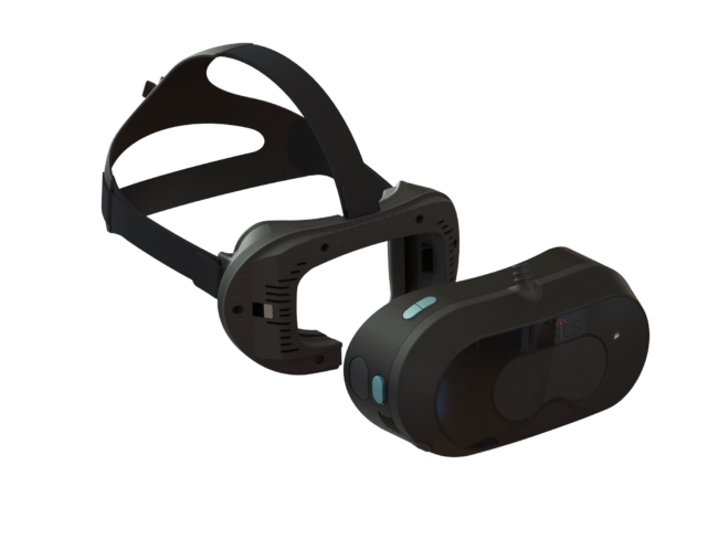 VRHMD,Goggle for Public VR,イメージ2