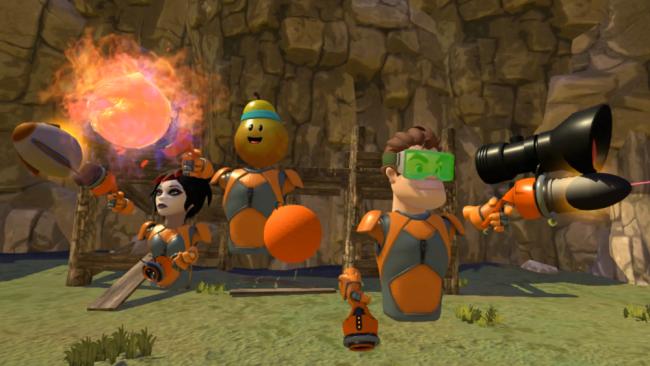 PSVRにBig Box VRの『Smashbox Arena』がやって来る