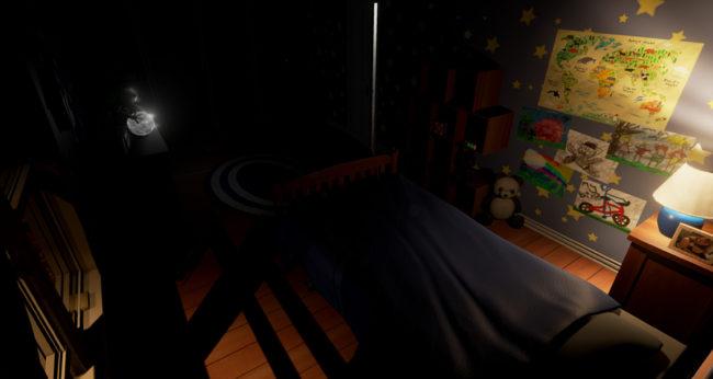 VR VRゲーム ホラー