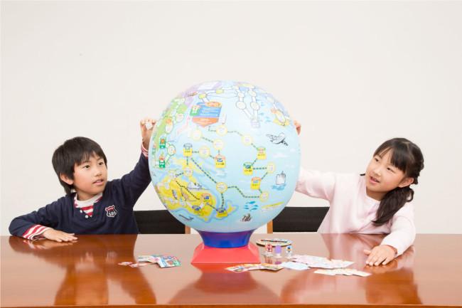 地球まるごとすごろく 商品画像