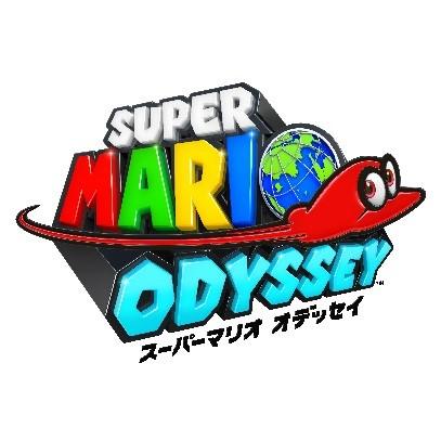 スーパーマリオ オデッセイ ロゴ