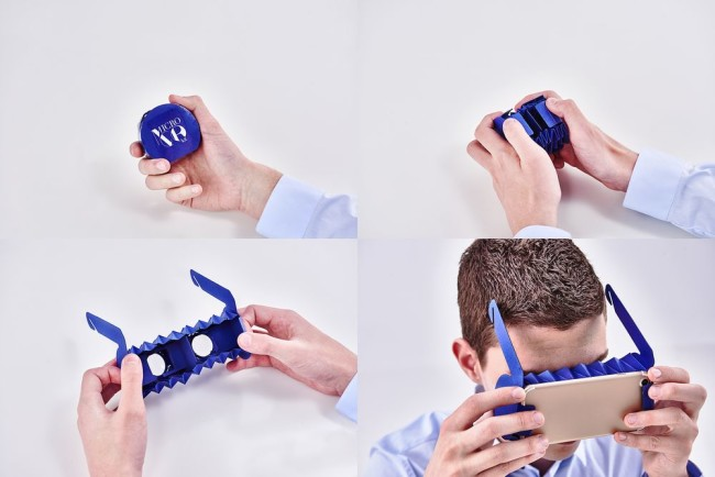 VRHMD,Micro VR Kit,イメージ2