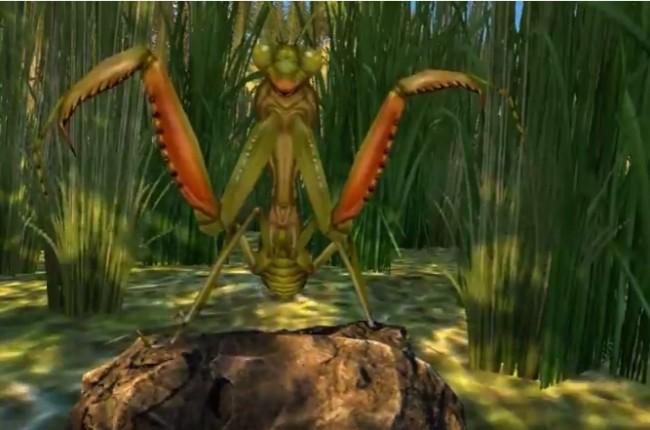VR昆虫キングダムイメージ