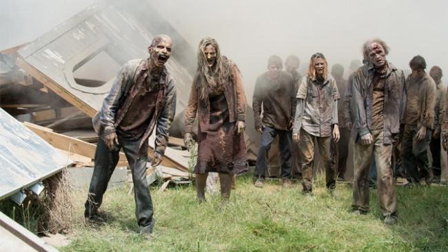 Walking Deadのウォーカー