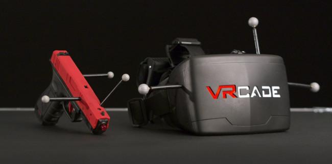 VRcadeのハードウェア