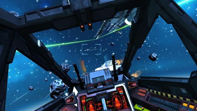 Minos Starfighterスクリーンショット