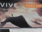 Vive X Demo Dayの広告