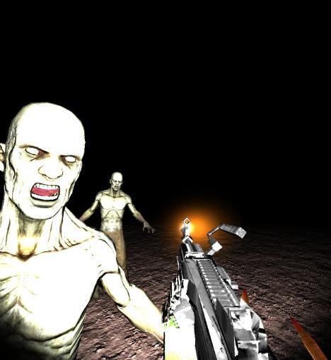VR-ZombieShooting