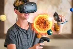 VRで宇宙体験を!「宇宙VR」全国の科学館や商業施設向けに提供開始!