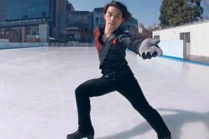 無良氏のフィギュアスケートをVRで!スポーツ専門VRメーカー「V-Sports」登場!
