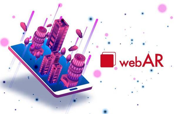 アプリ開発不要でHPにARを簡単導入!「webAR」の提供を開始