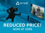 値下げされたHTC Vive
