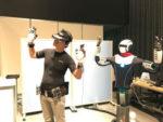 Revatron社の映像伝送システムがロボットの視点をVRで見ながら遠隔操作する技術に採用