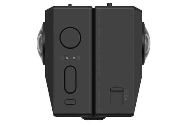 VRカメラに新風!180度3D撮影とスマホ視聴も可能な「Insta360 EVO」登場!