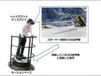 プリンスホテルが「体感型VRアトラクションシステム」を活用したプロモーションの実証実験を実施