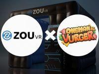 SCビジネスフェア2018にZOU VR Packageが出展!ワンマンバーガーの体験が可能