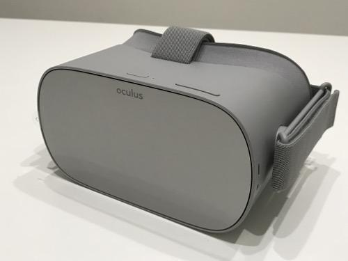 Oculus Go 本体