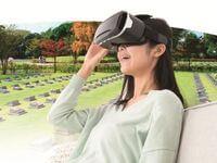 VRで自宅にいながら霊園見学!東京・神奈川の100以上の霊園を比較検討できるサービス提供