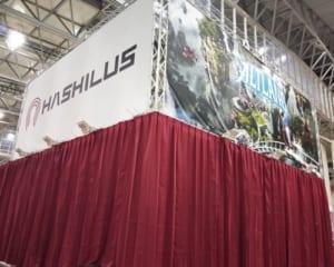 本邦初公開!ハシラスの4大VRアトラクションがTGS2018に登場!