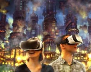 最新のVR技術で物語の世界へ!日本初「移動式VR映画館」2月より全国で上映開始