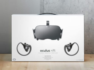 Oculus Riftの新パッケージ
