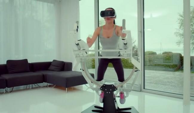VR ダイエット