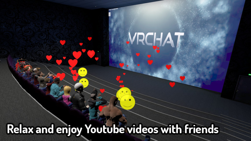VRChat YouTube
