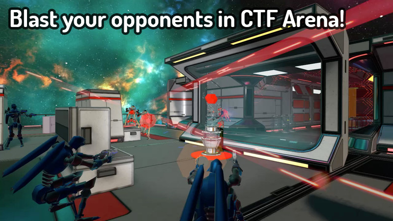 VRChat CTF Arena
