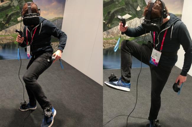 Kinectを使えばOculus Riftでも全身のトラッキングが可能になる