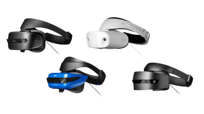 複数のメーカーが開発するMRヘッドセット