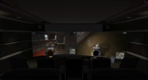 VRソーシャルアプリ「Bigscreen」を使えば、PUBGのマルチスクリーンプレイができる