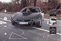 BMWのARKitアプリの画像