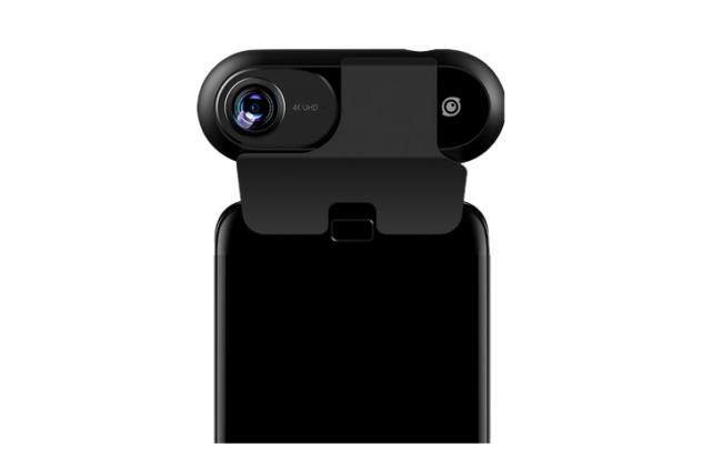 Insta360 ONEをAndroidスマホに接続するアダプタ画像