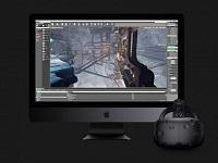 VRコンテンツ開発に完全対応したiMac Pro、12月14日発売