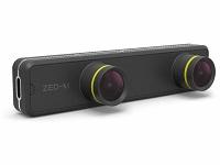 VIVEとOculus RiftをARバイザーに変えるカメラ「ZED Mini」、12月18日から出荷を開始