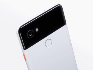 「Pixel 2」「Pixel 2 XL」