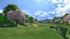みんなのゴルフVRフォレストコース