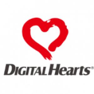 「株式会社デジタルハーツ」の企業ロゴ
