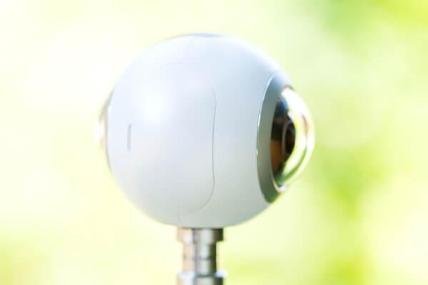 360度VRカメラとは