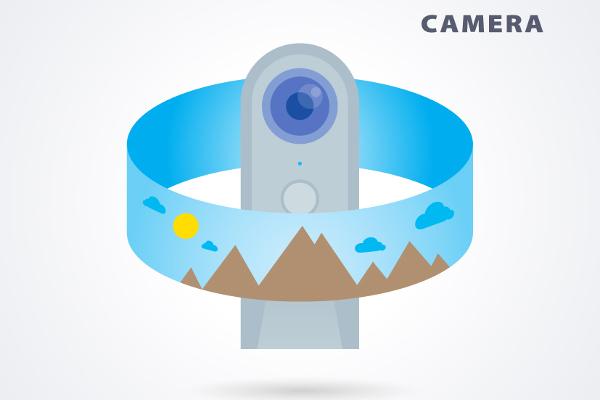 おすすめの360度カメラ