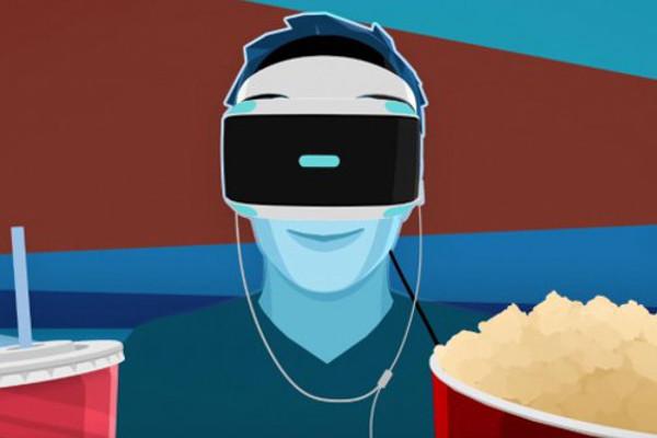PSVRなら3D Blu-layも楽しめる!