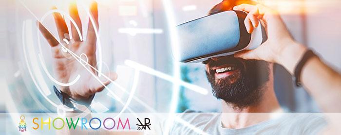 SHOWROOM株式会社VR求人採用