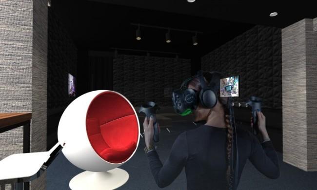 VR体験できるカフェ&バー『WarpZone』のクラウドファンディングを【CAMPFIRE】にて開始