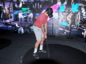 VRゴルフ