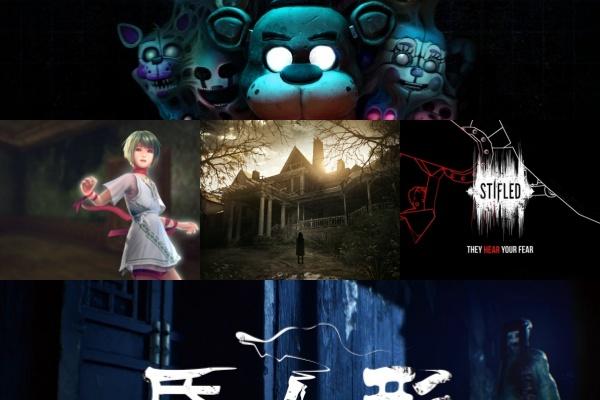 VRホラーゲームおすすめ5選!