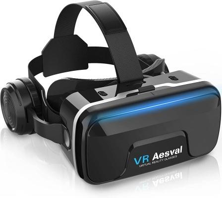 Aesval VRゴーグル(令和3年最新版)